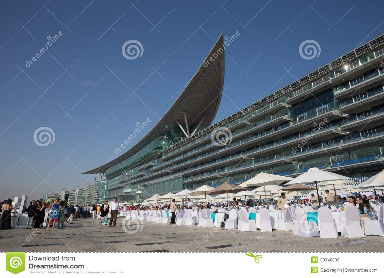 Pista de corridas de Meydan