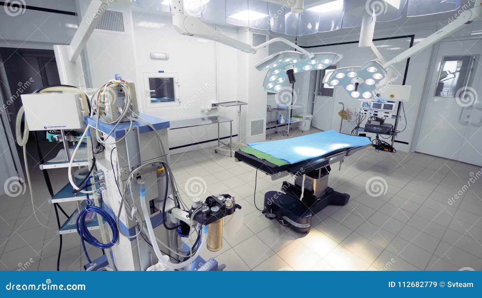 Illuminazione per sale operatorie: le attrezzature e gli apparecchi