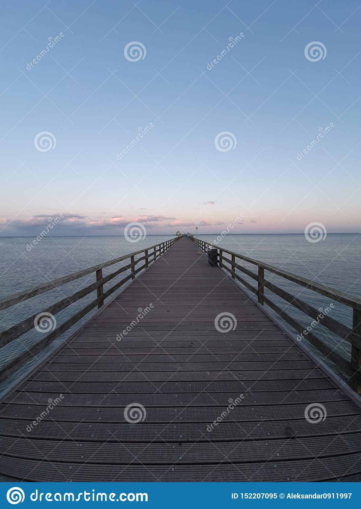 A vista infinita