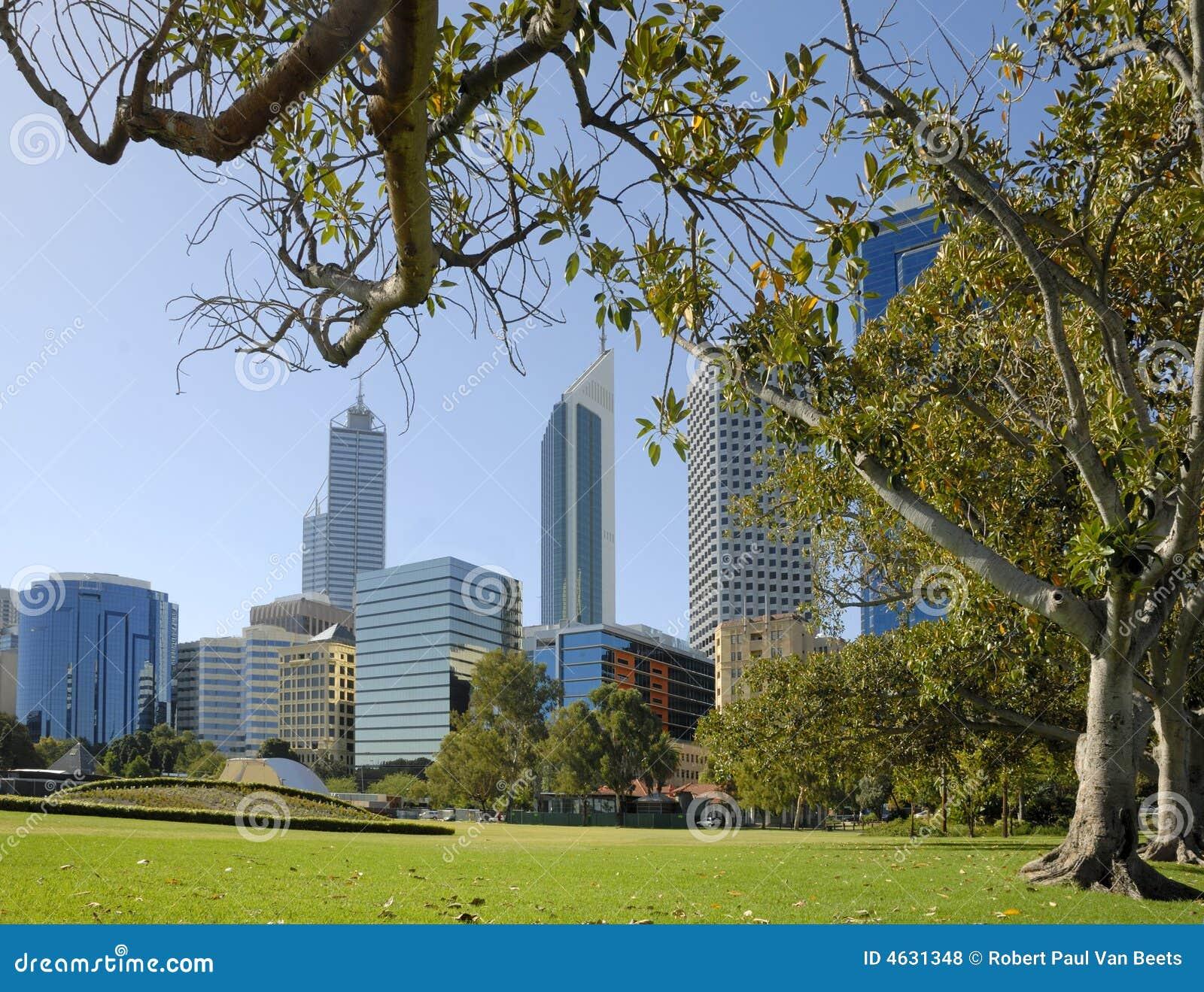 Vista no Midtown Perth