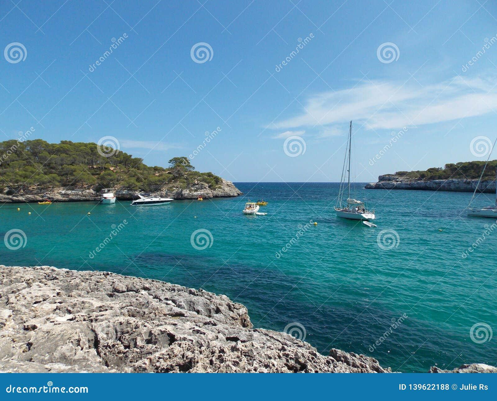 Vista perfetta del mare, Spagna