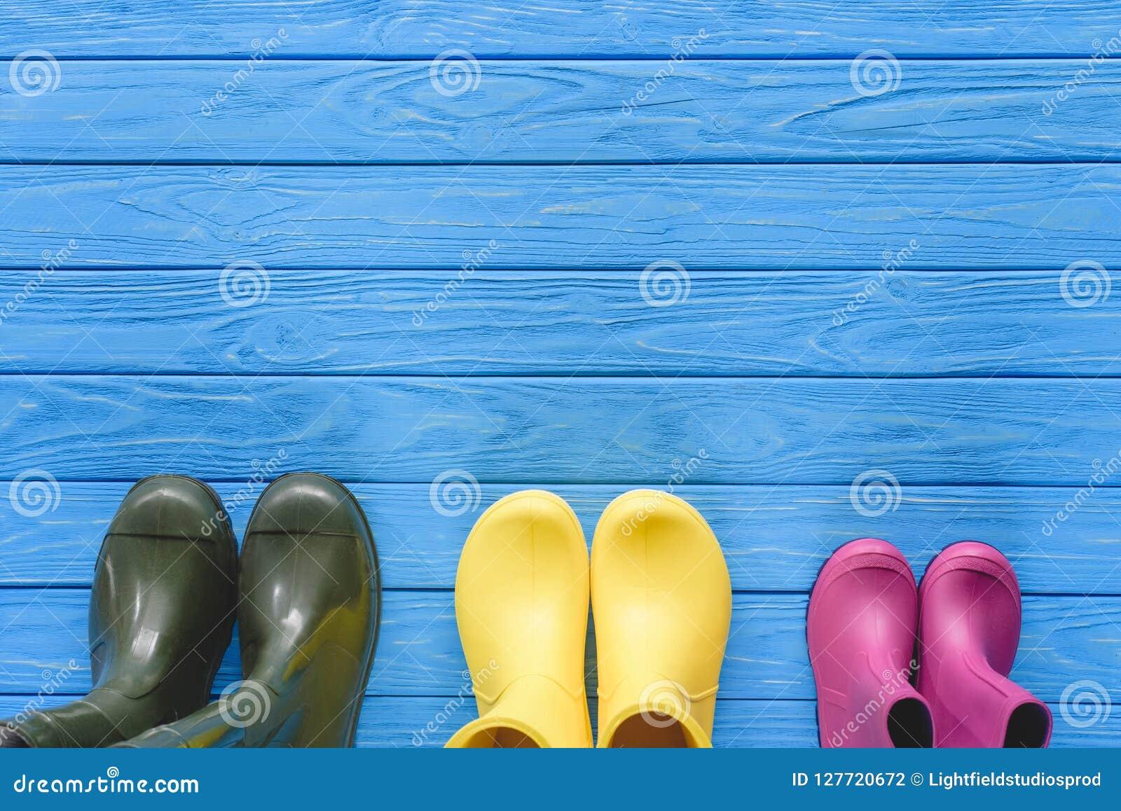 boots fila azul marino
