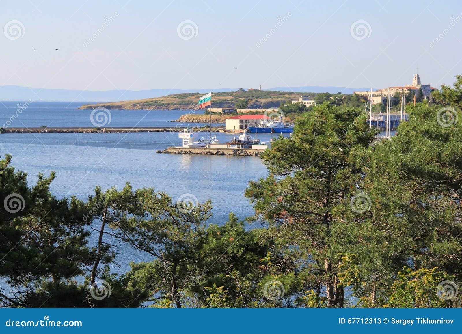 Vistas de Sozopol, año 1014