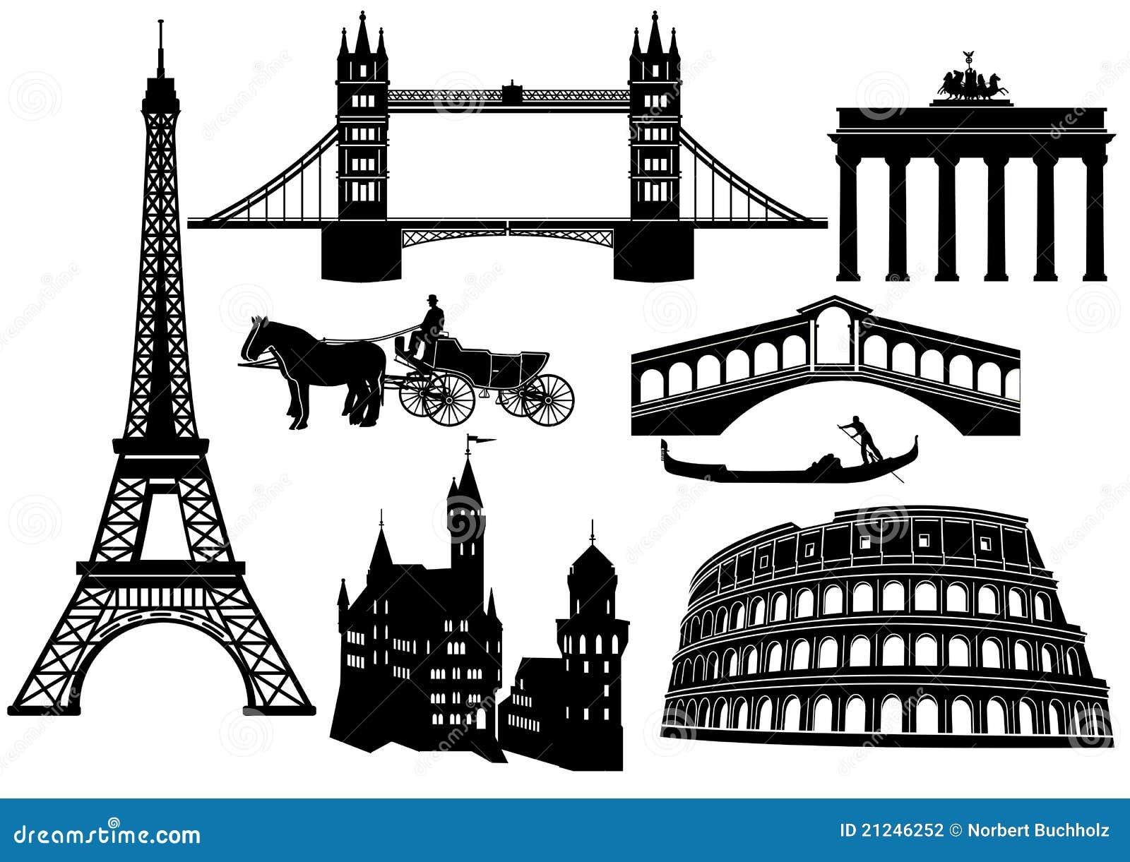 Vistas em Europa