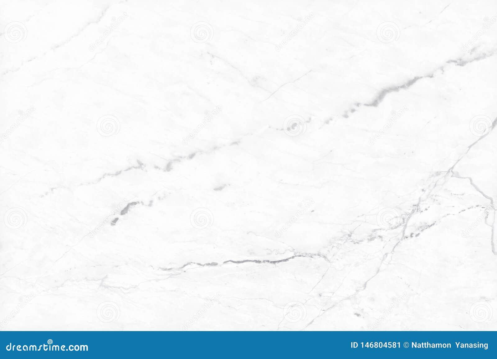 Vit grå marmortextur med hög upplösning, lyxigt sömlöst av stenbakgrund i den naturliga modellen för designtegelplattahud