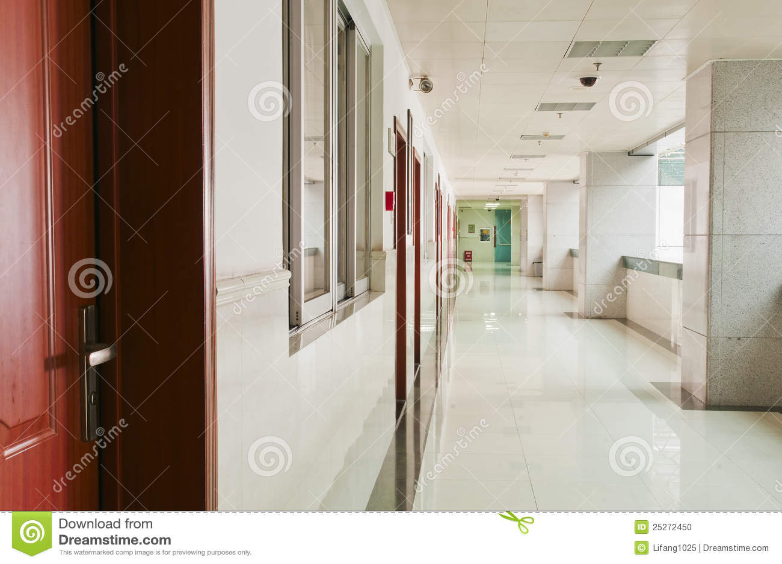 Vit korridor