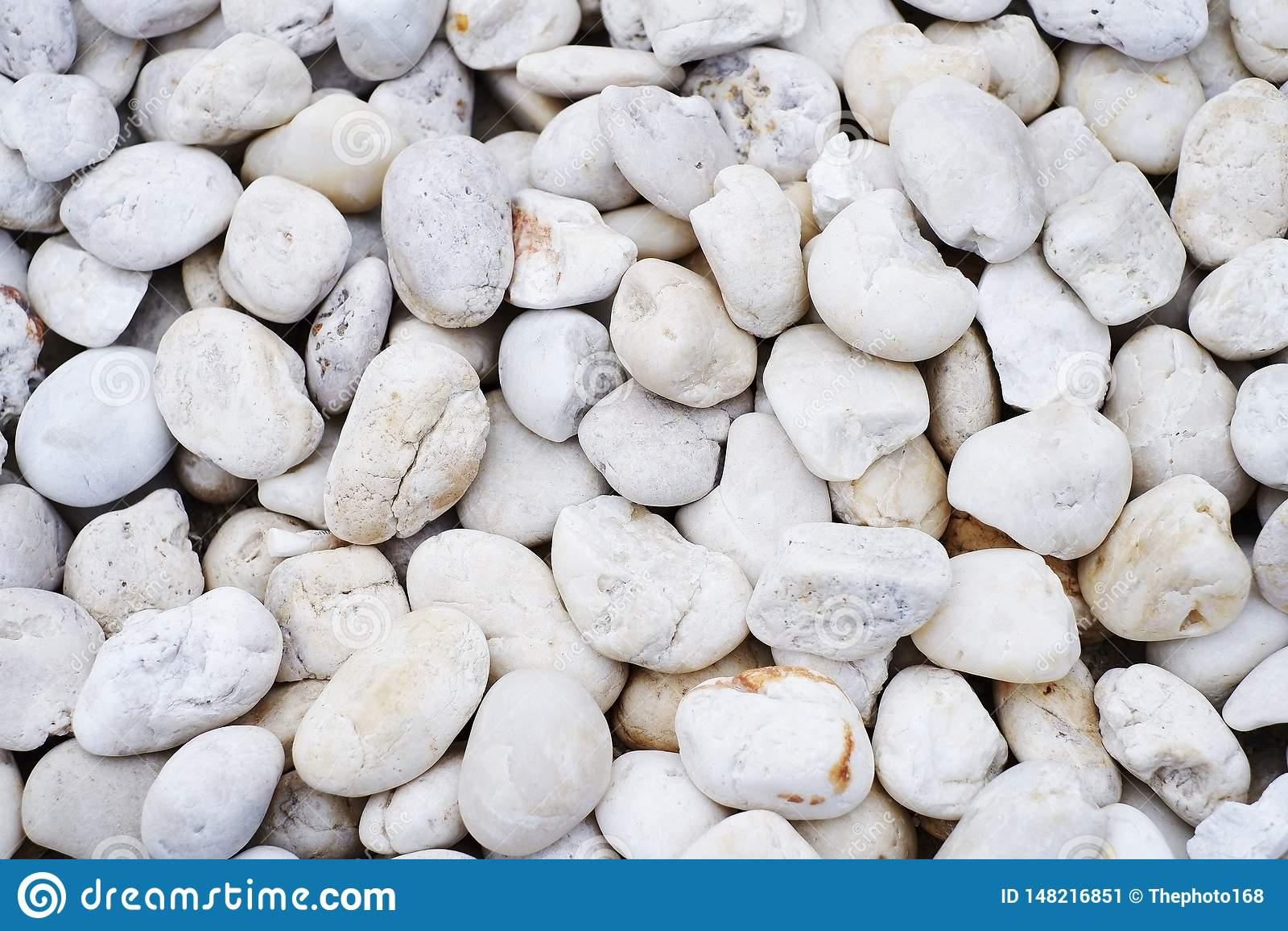 Vit liten sten i bakgrund