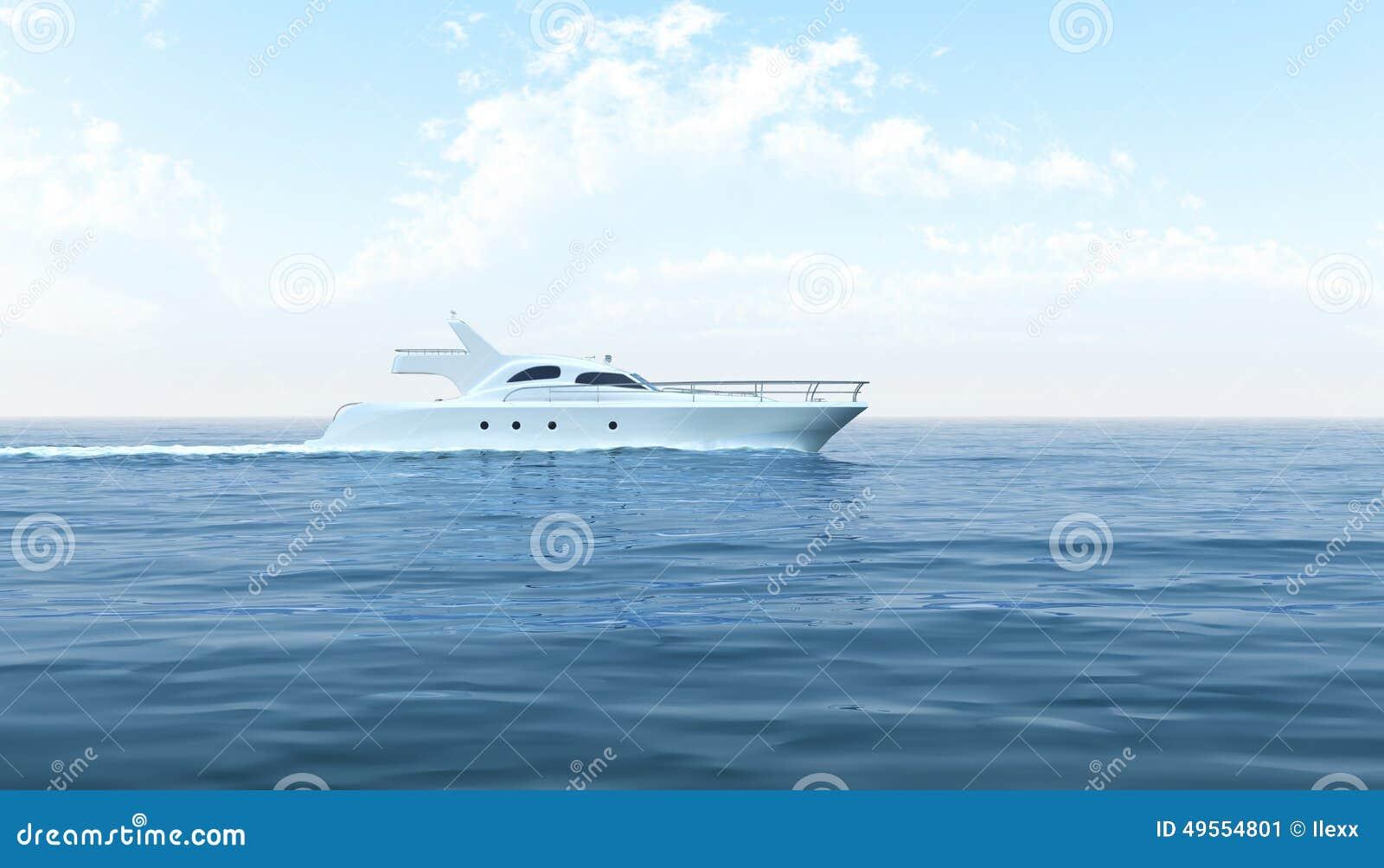 Vit yacht