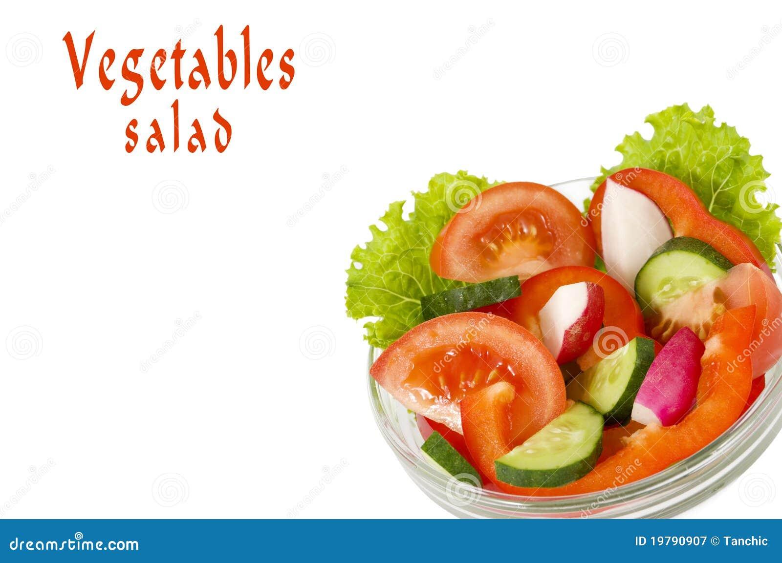 Vita bakgrundssalladgrönsaker