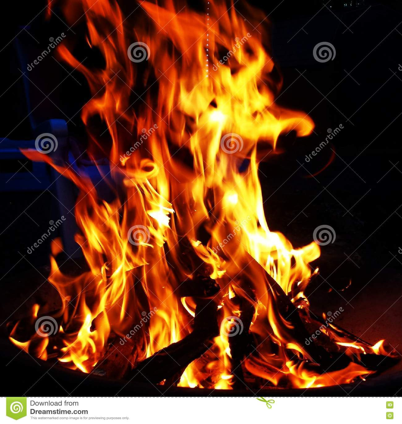 Vita del fuoco