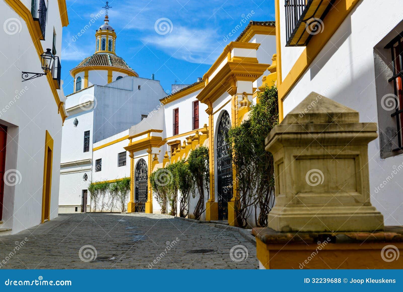 Vita hus av seville