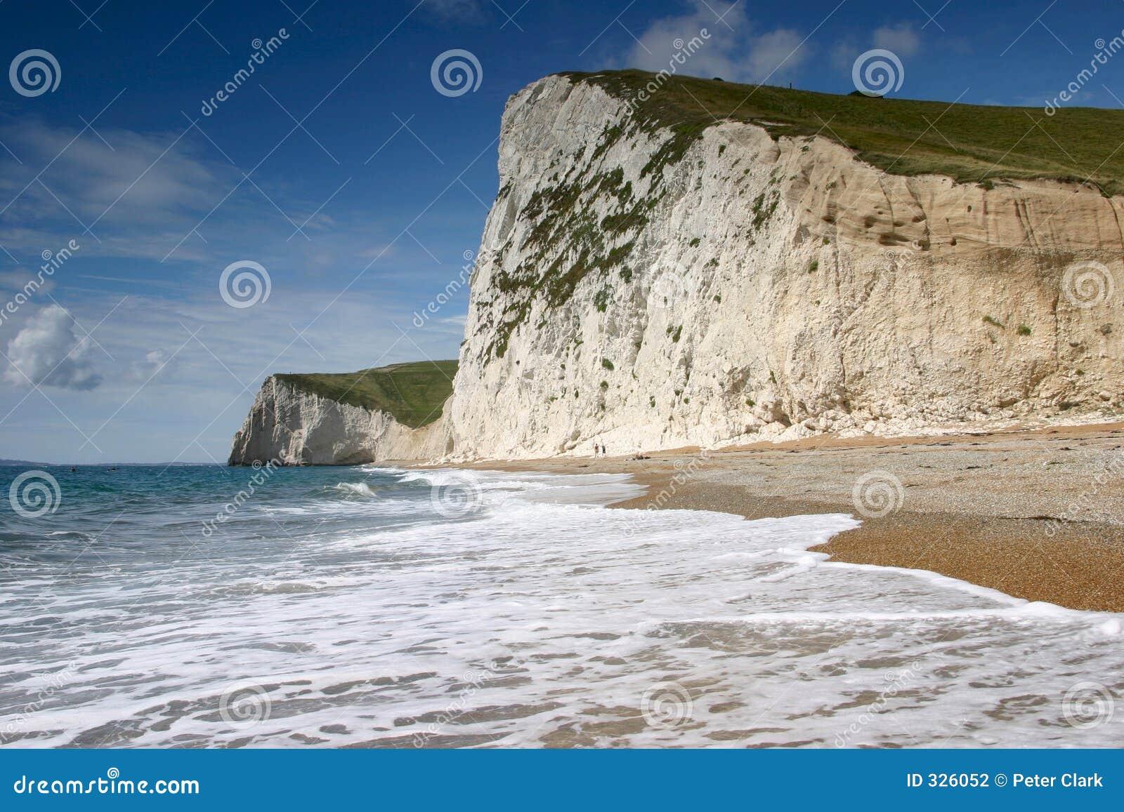 Vita klippor