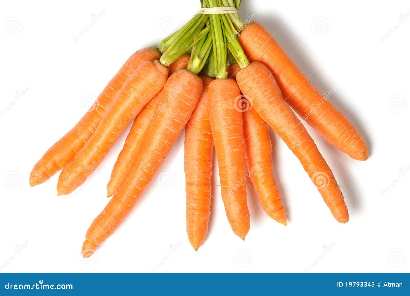 Vita morötter