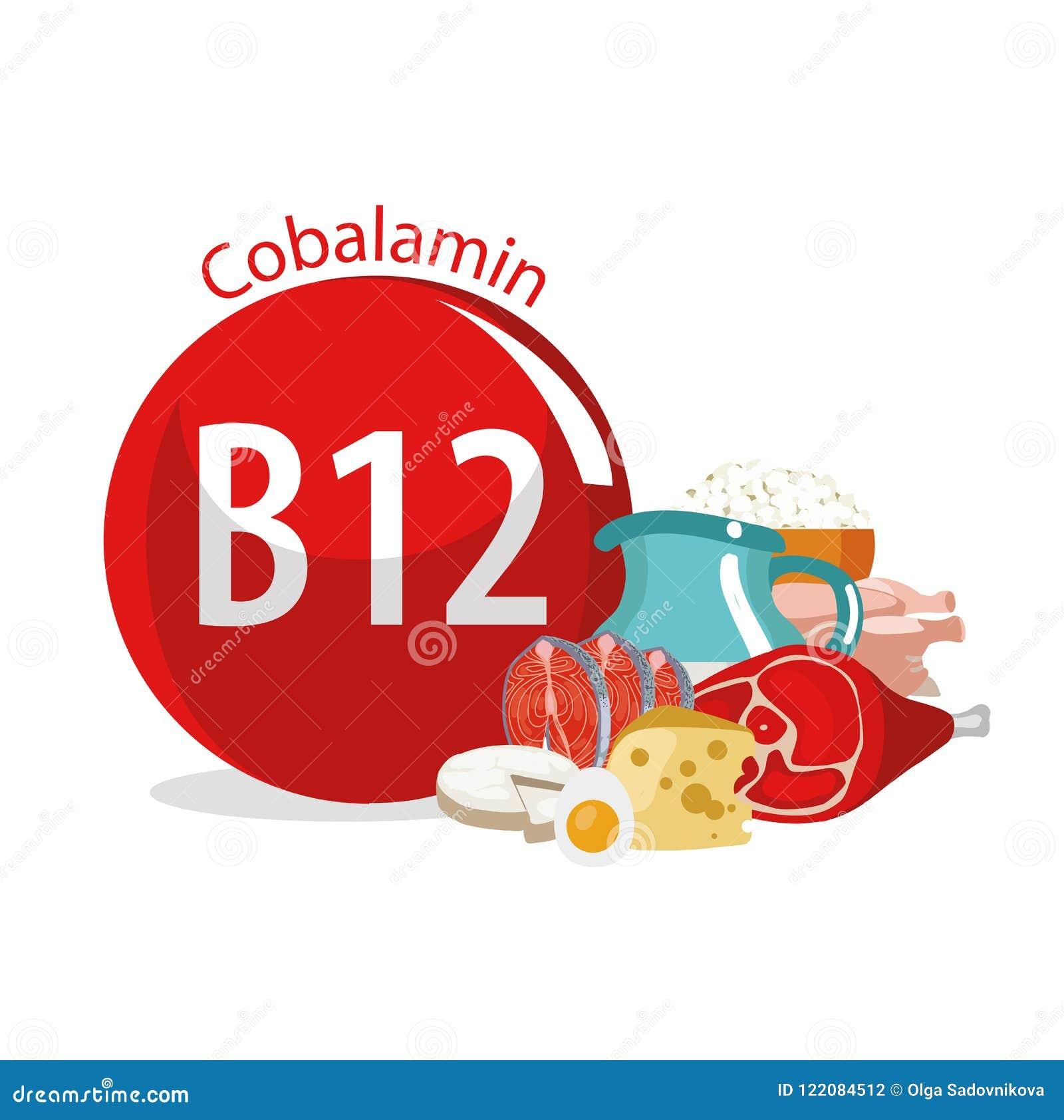 Vitamin B12  Natural Organic Foods With High Vitamin Content