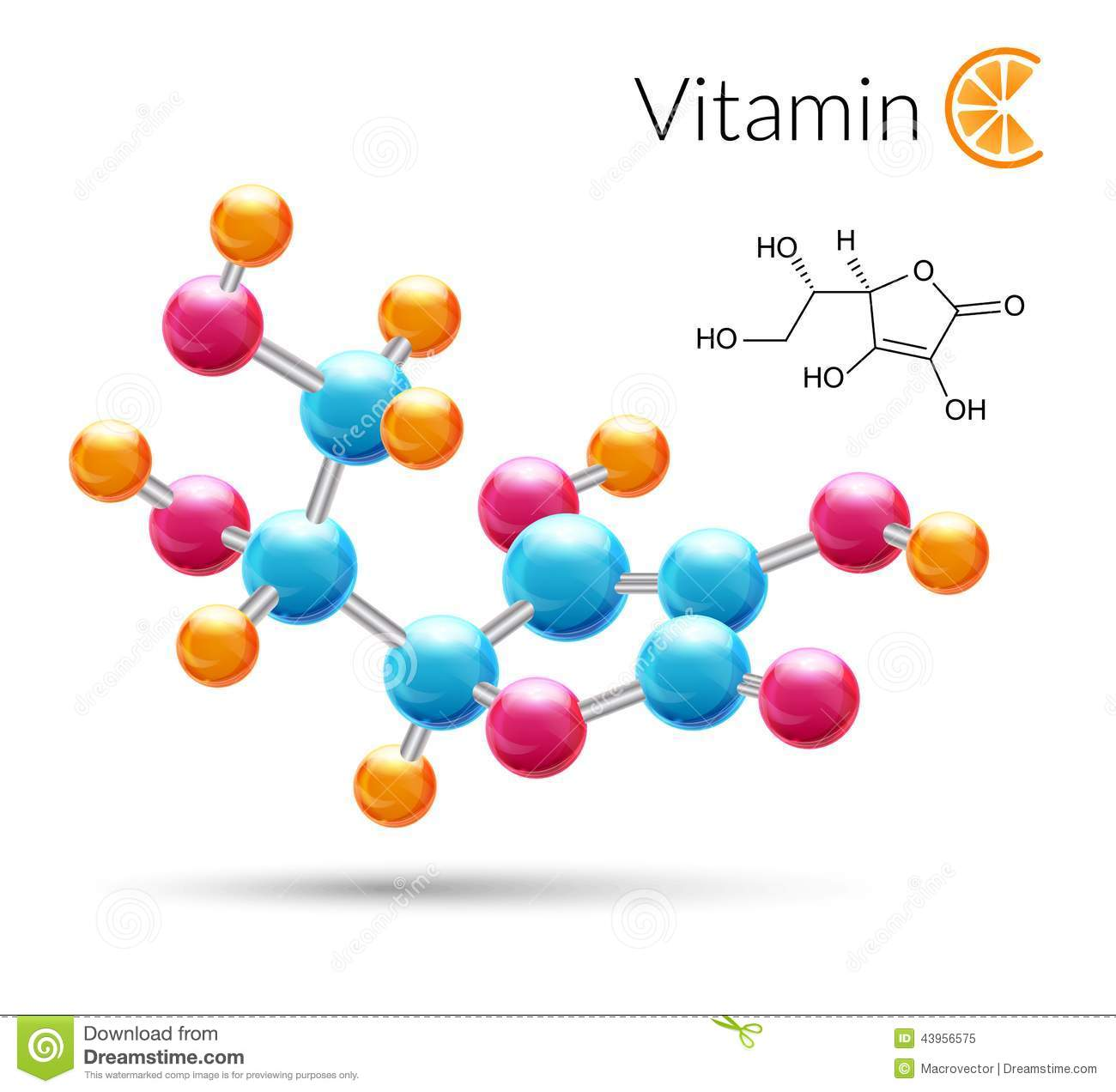 chemistry vitamin c The intention is to concentrate on vitamin c for the practical part of the researching chemistry and, therefore, vitamin c will be the  chemistry teaching resources.