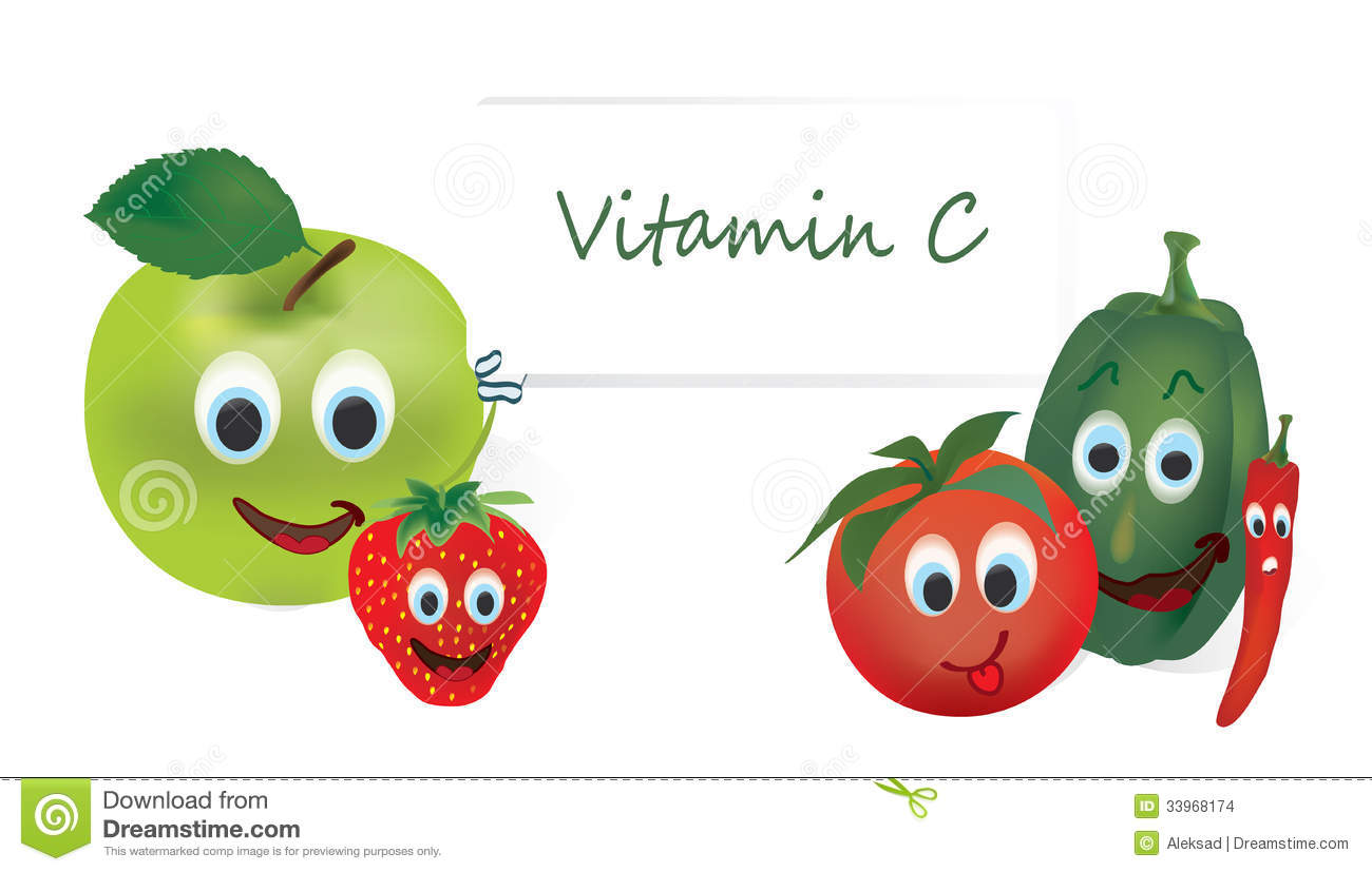 vitamins in fruits and vegetables pdf