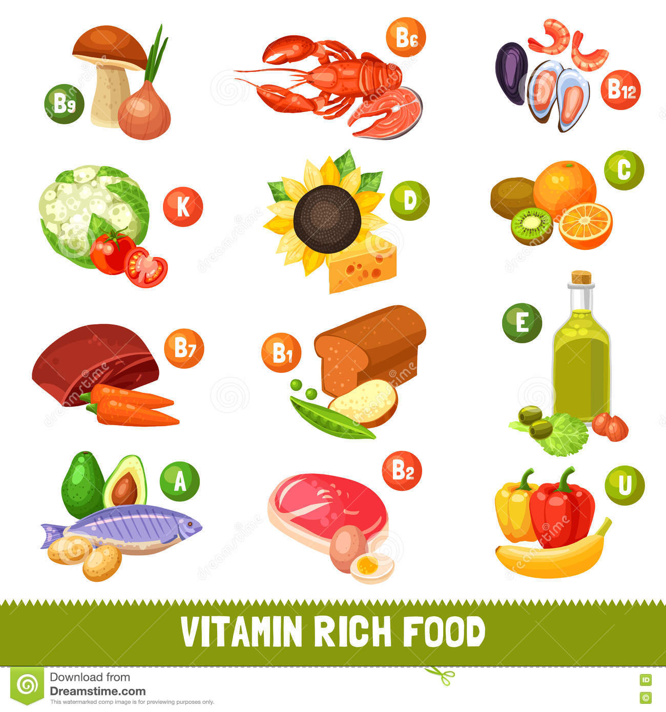 Vitamin C Enriched Foods List
