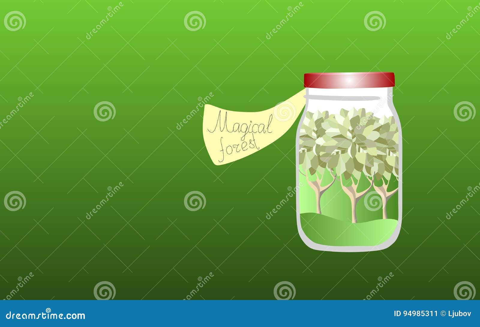 Vitaminas para el alma 3 Ejemplo alegórico Medicina para el alma Bosque mágico