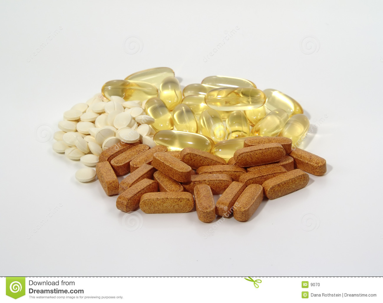 Vitamine Assorted