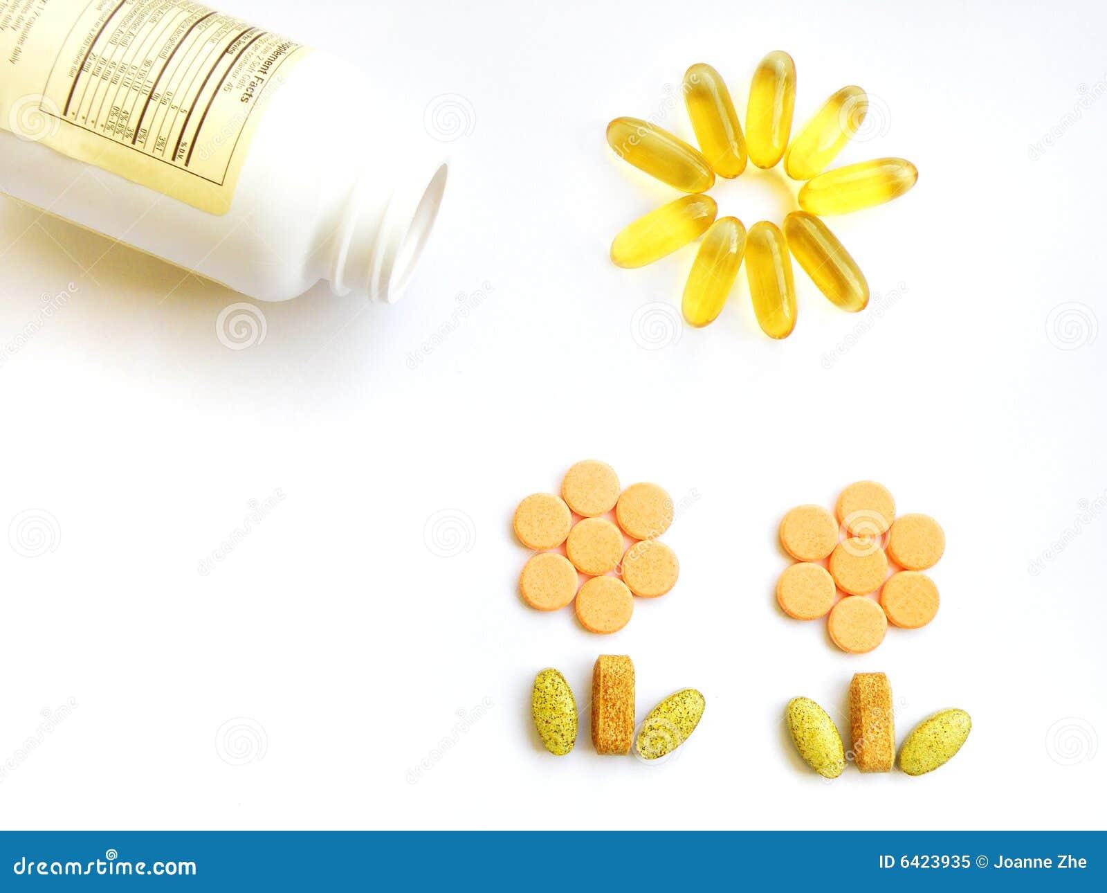 Vitaminen voor de gezonde groei
