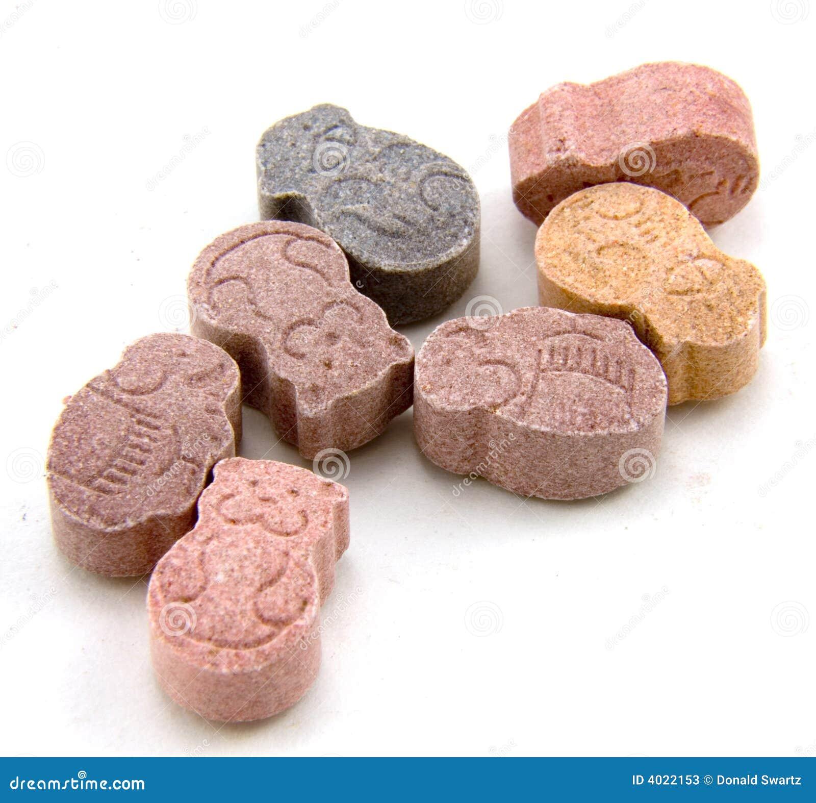 Vitamines masticables