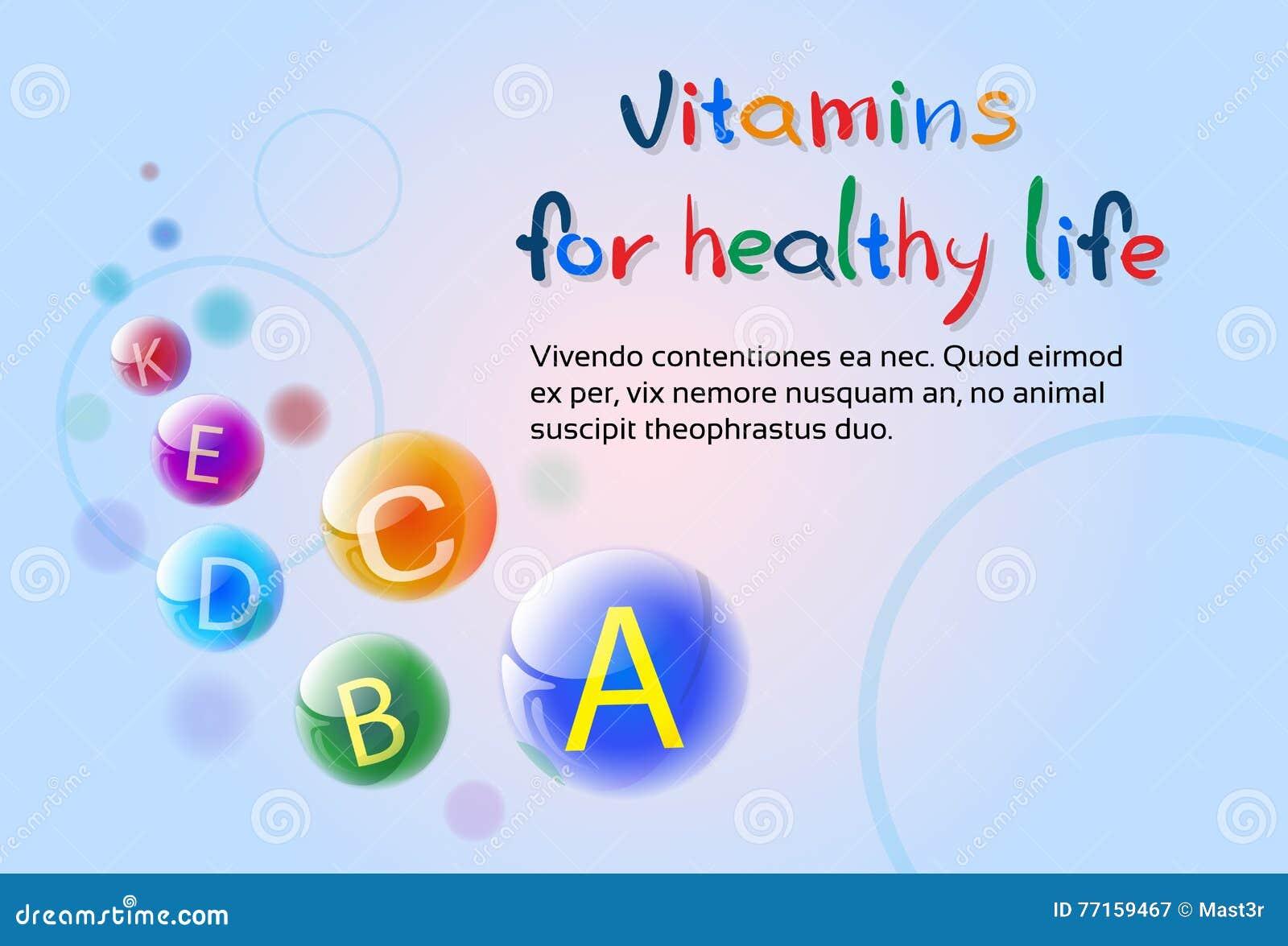 Vitamines nutritives essentielles de minerais d éléments chimiques