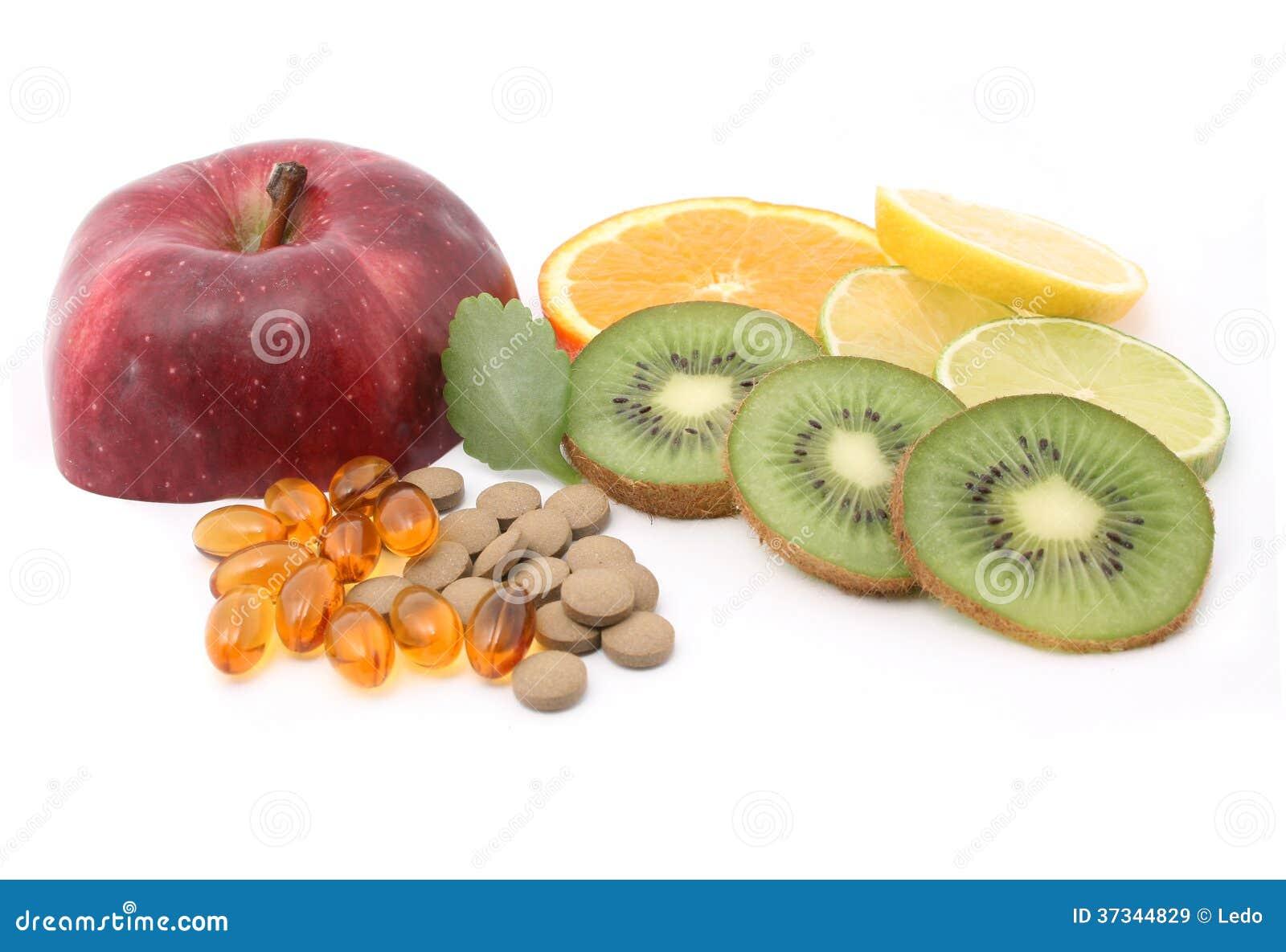 Vitaminpreventivpillerar