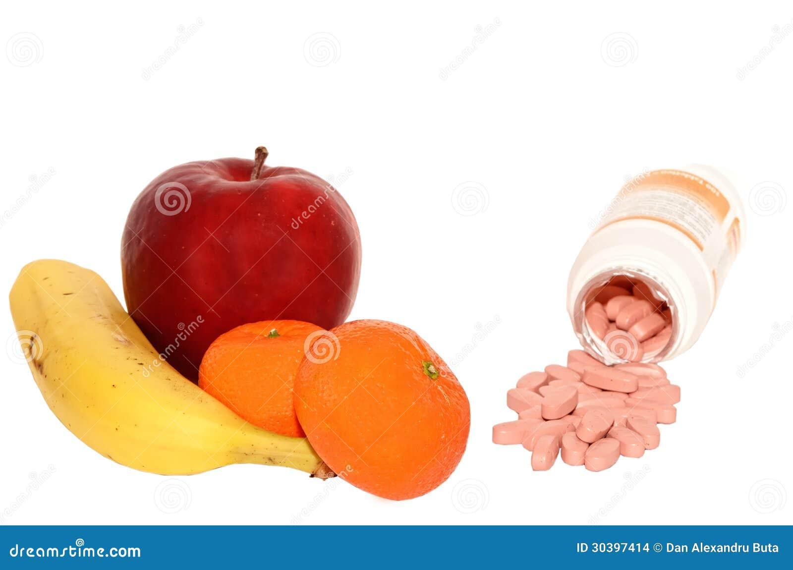 Vitamins - natural vs. artificial