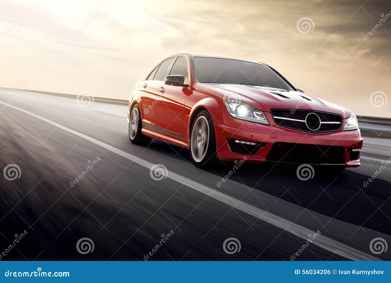 vitesse de voiture photo stock image du automobile transport 56034206. Black Bedroom Furniture Sets. Home Design Ideas