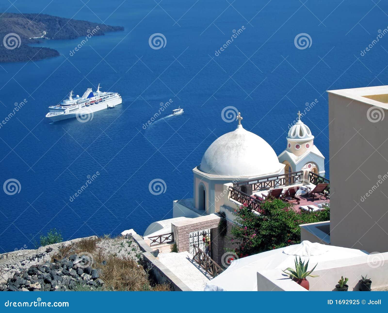 Vitesse normale aux îles grecques