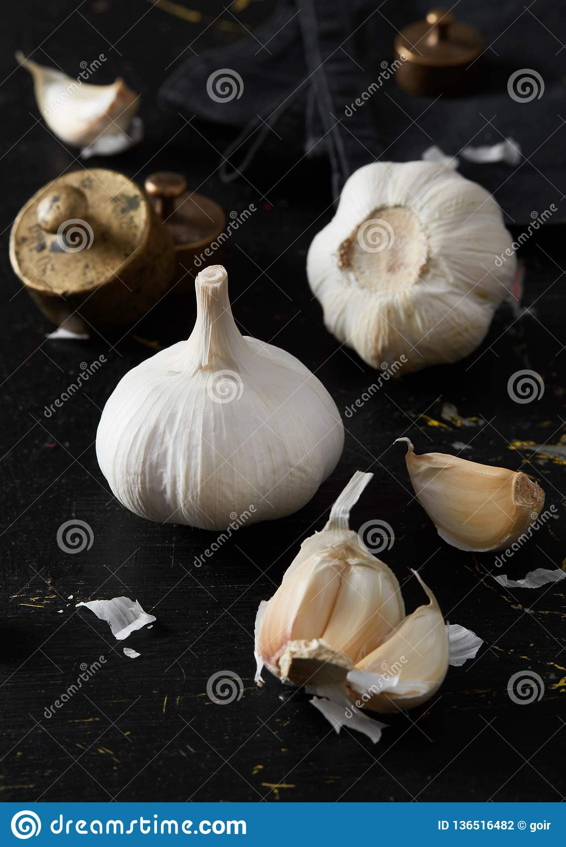 Vitlök och kryddnejlika