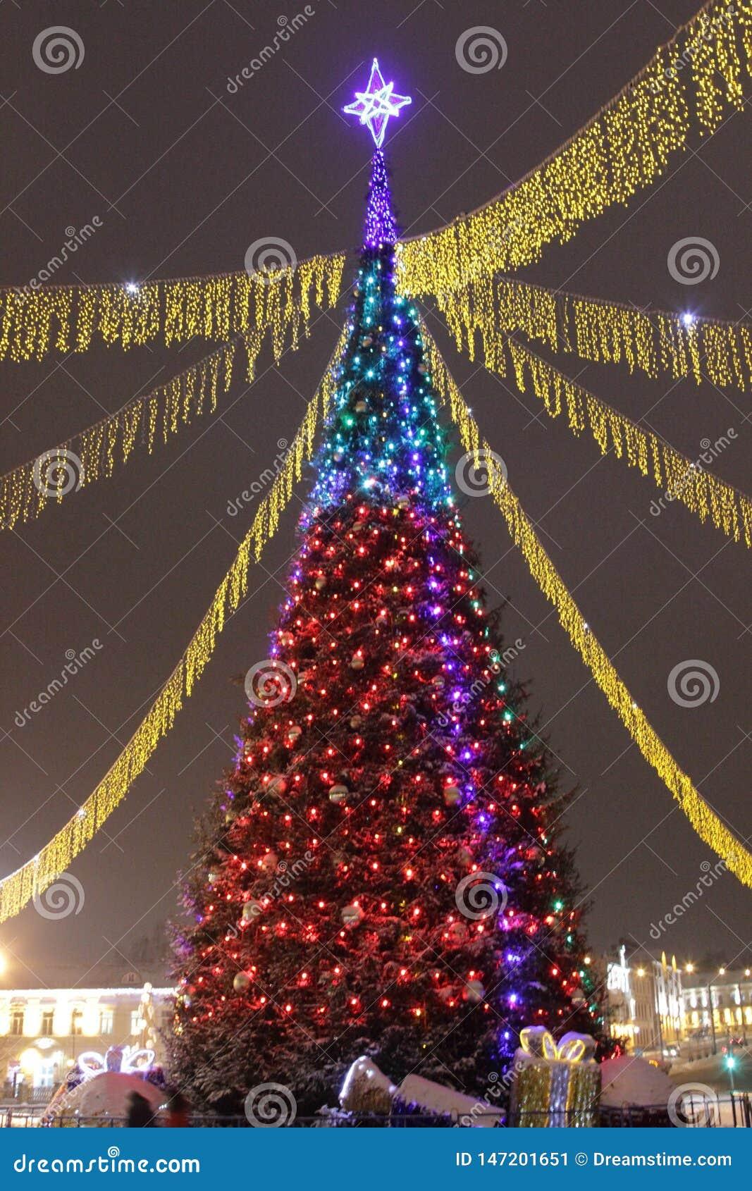 Vitryssland för nytt år siti grodno
