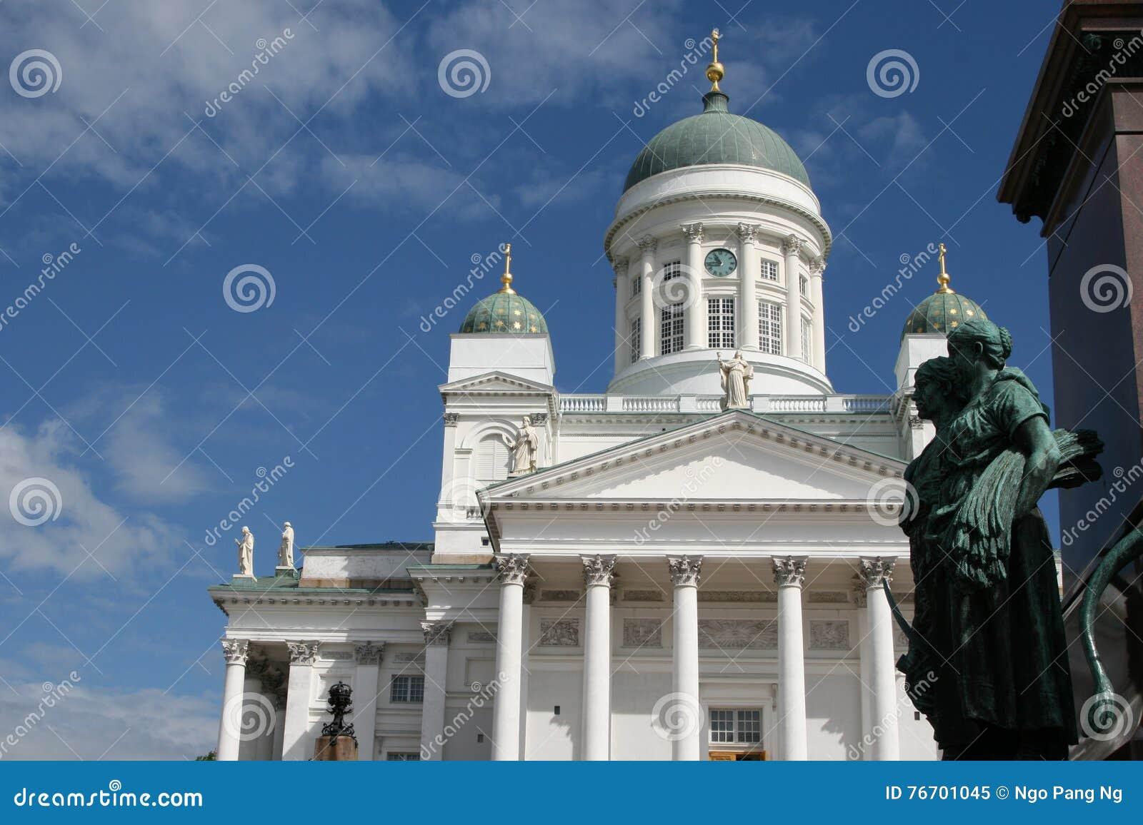 Vitt hus, Helsingfors, Finland