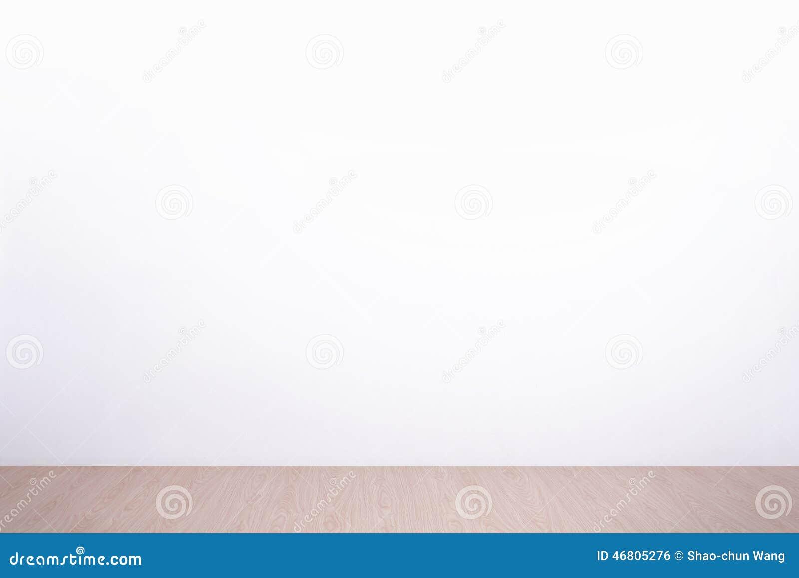 Vitt vägg och golv