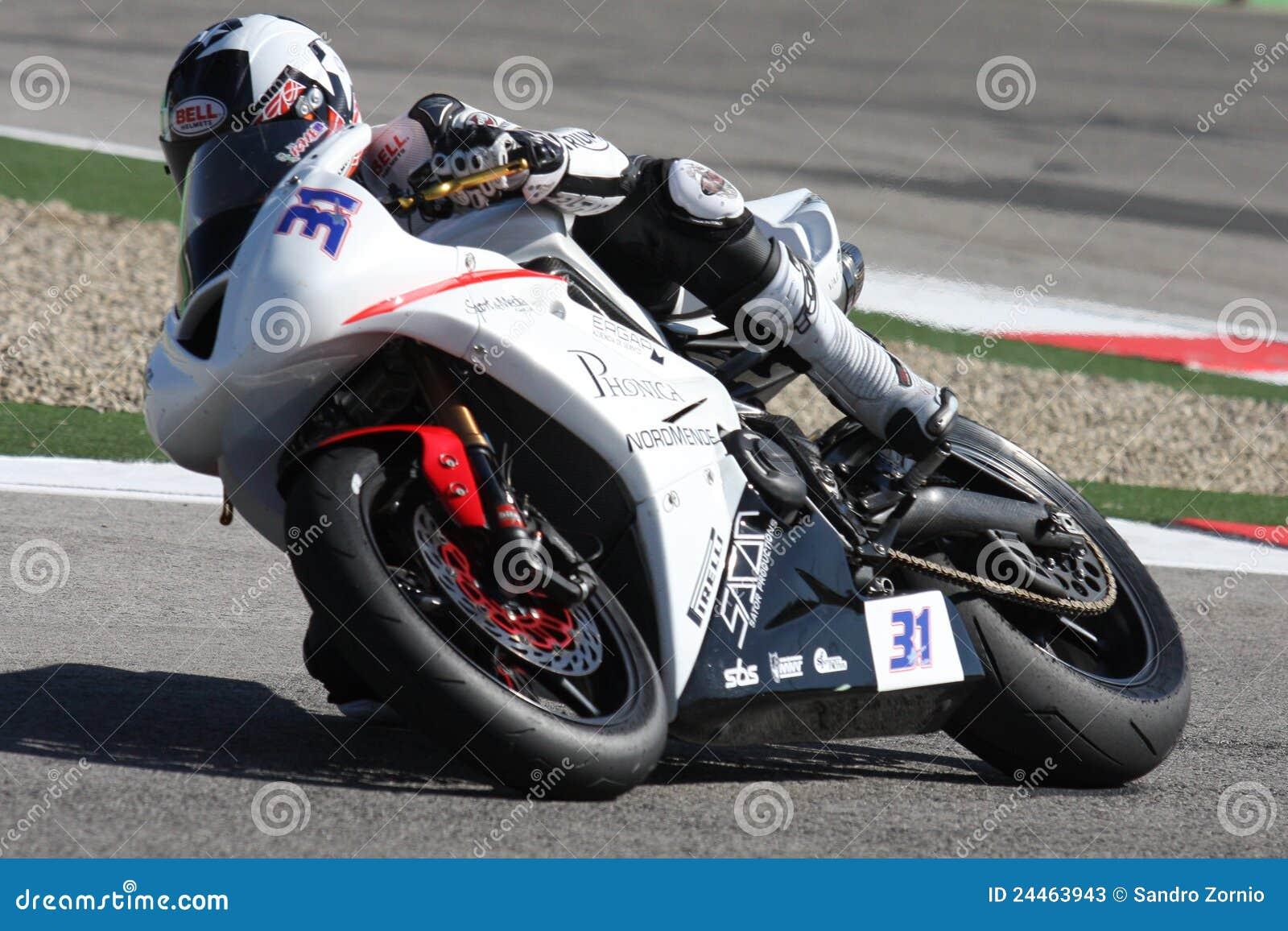 Vittorio Iannuzzo Triumph Daytona 675 Suriano