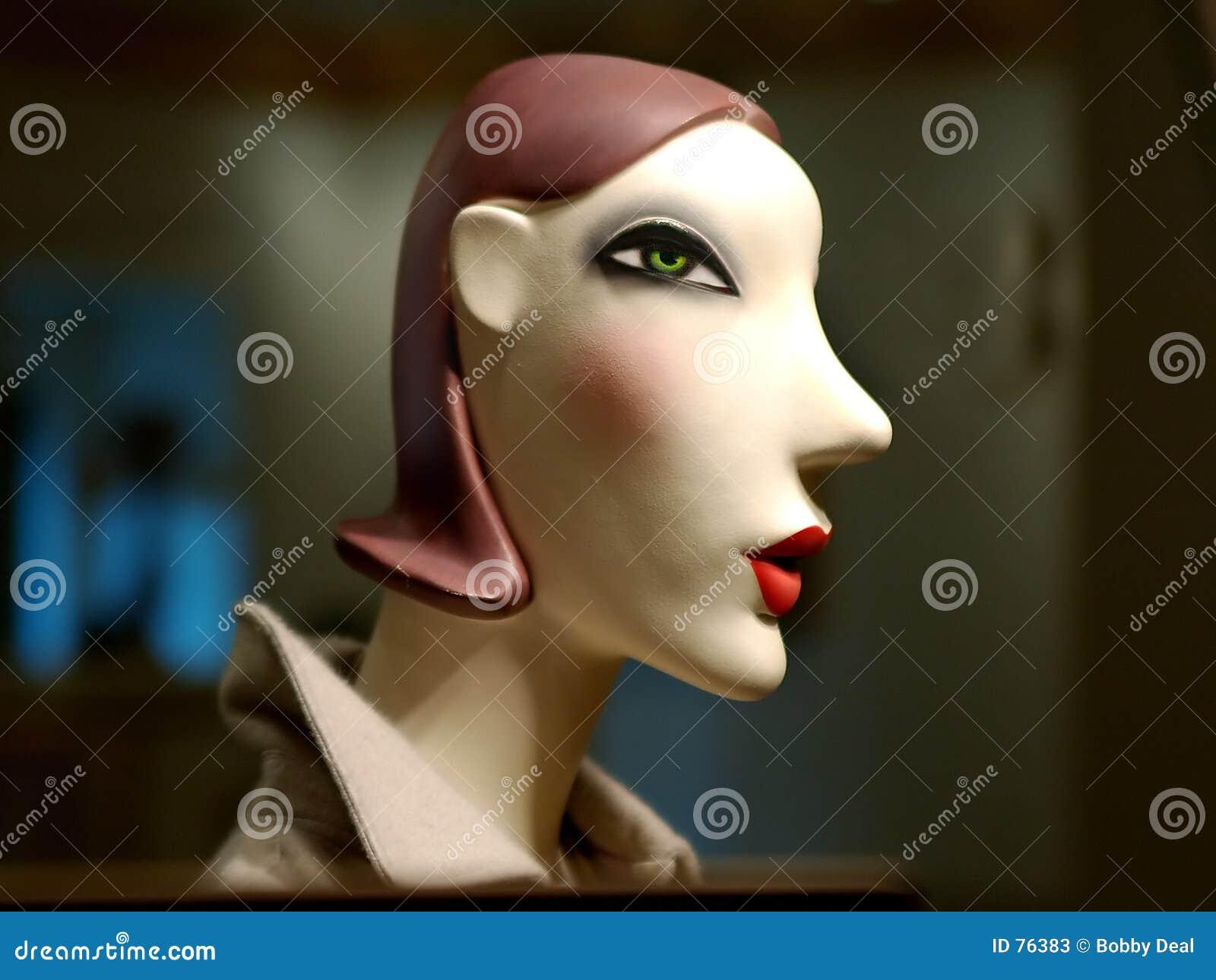 Viva 2 LE mannequin