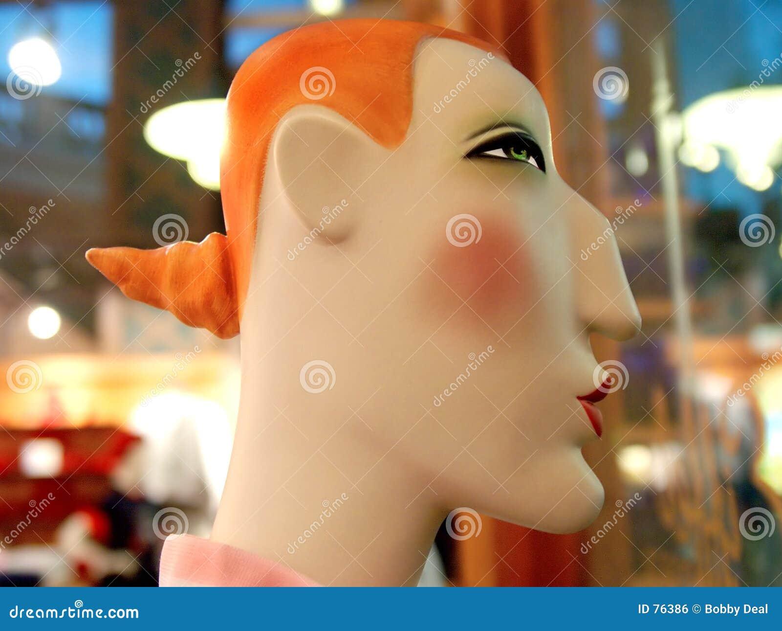 Viva 3 LE mannequin