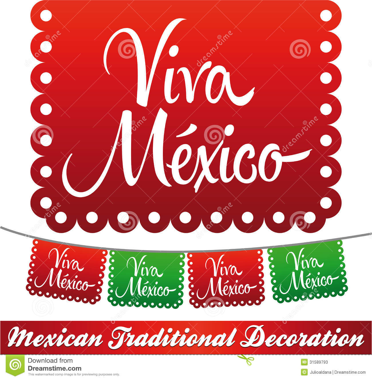 Traditional mexican christmas decorations - Decoration Holiday Mexican