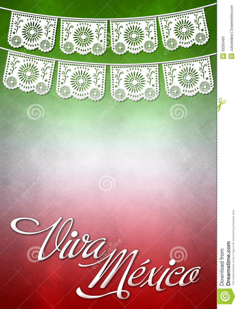 Party decorations mexican fiesta party and mexican fiesta decorations - Viva Mexico Poster Mexican Paper Decoration Royalty Free