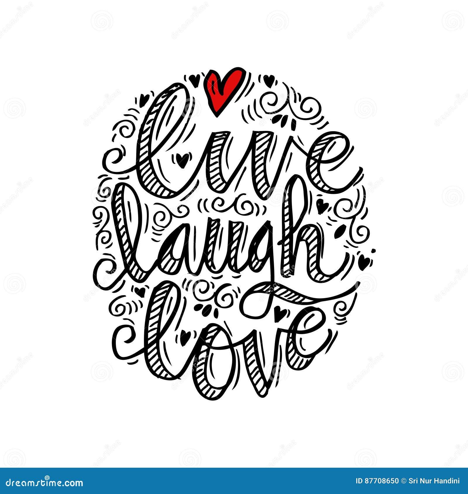 Vivent l amour de rire