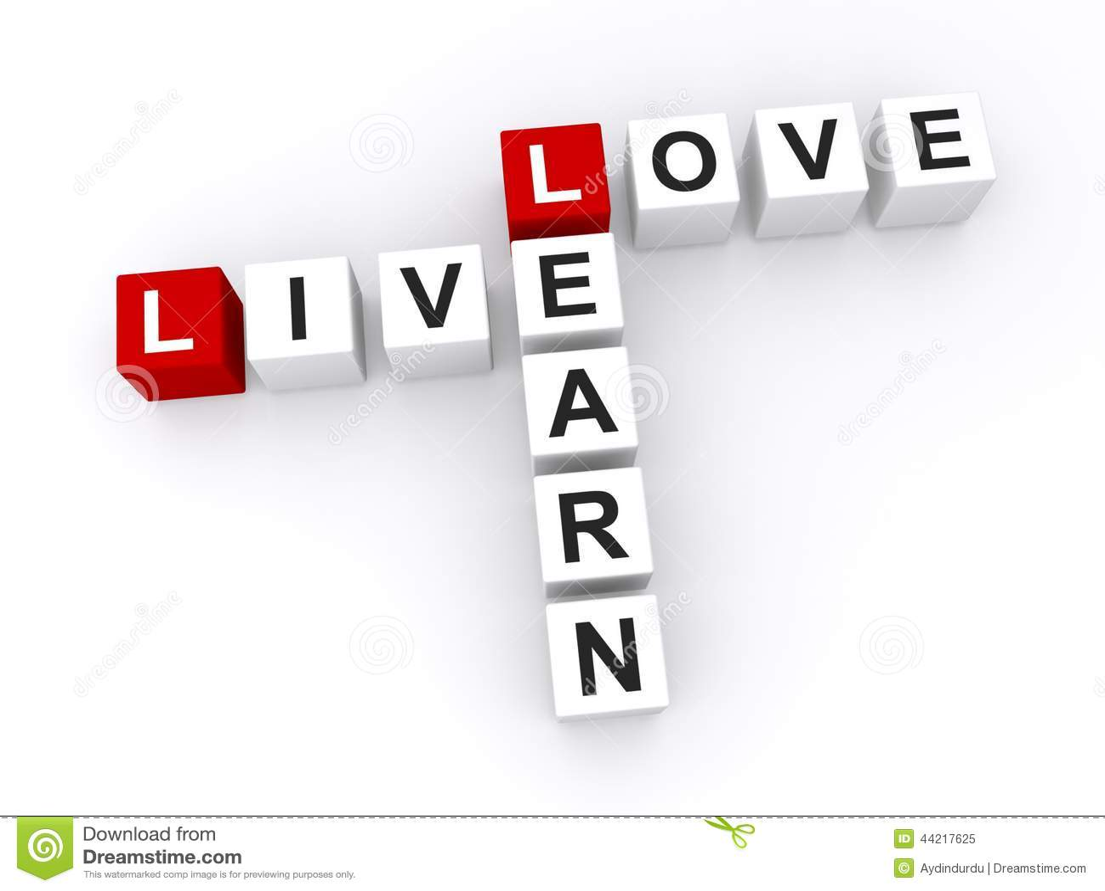Vivez, aimez et apprenez