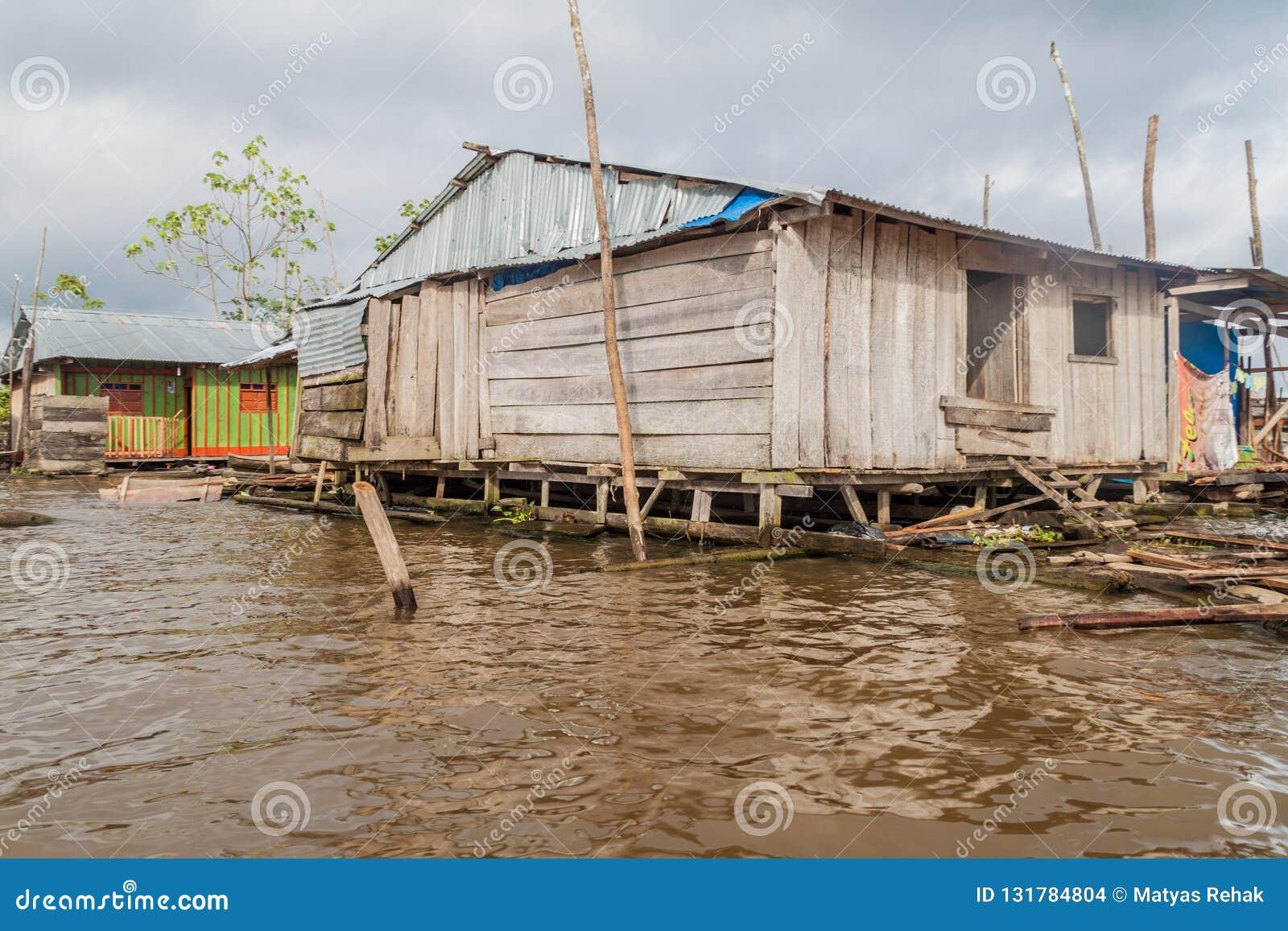 Vizinhança de Belen de Iquitos