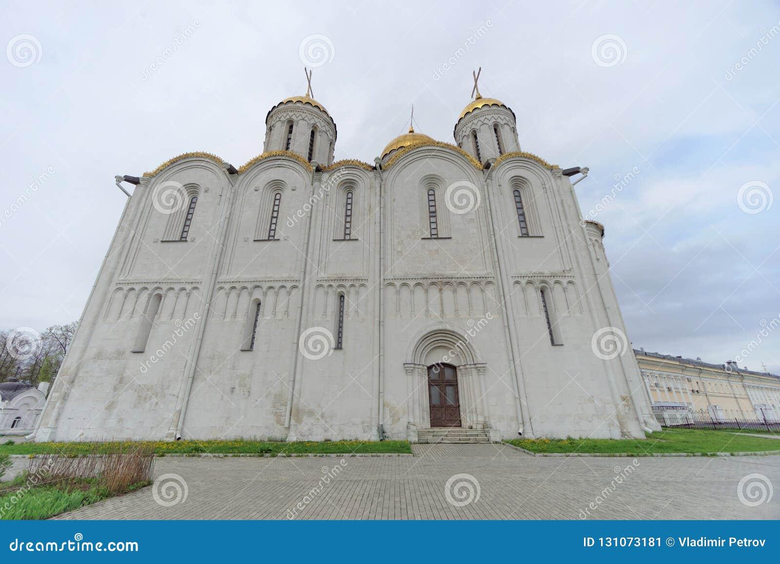 Vladimir России - 6-ое мая 2018 Собор предположения собора Владимир святой