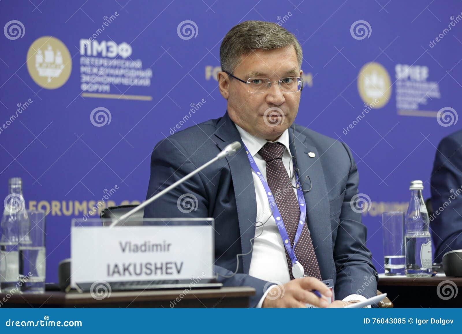 Vladimir Iakushev