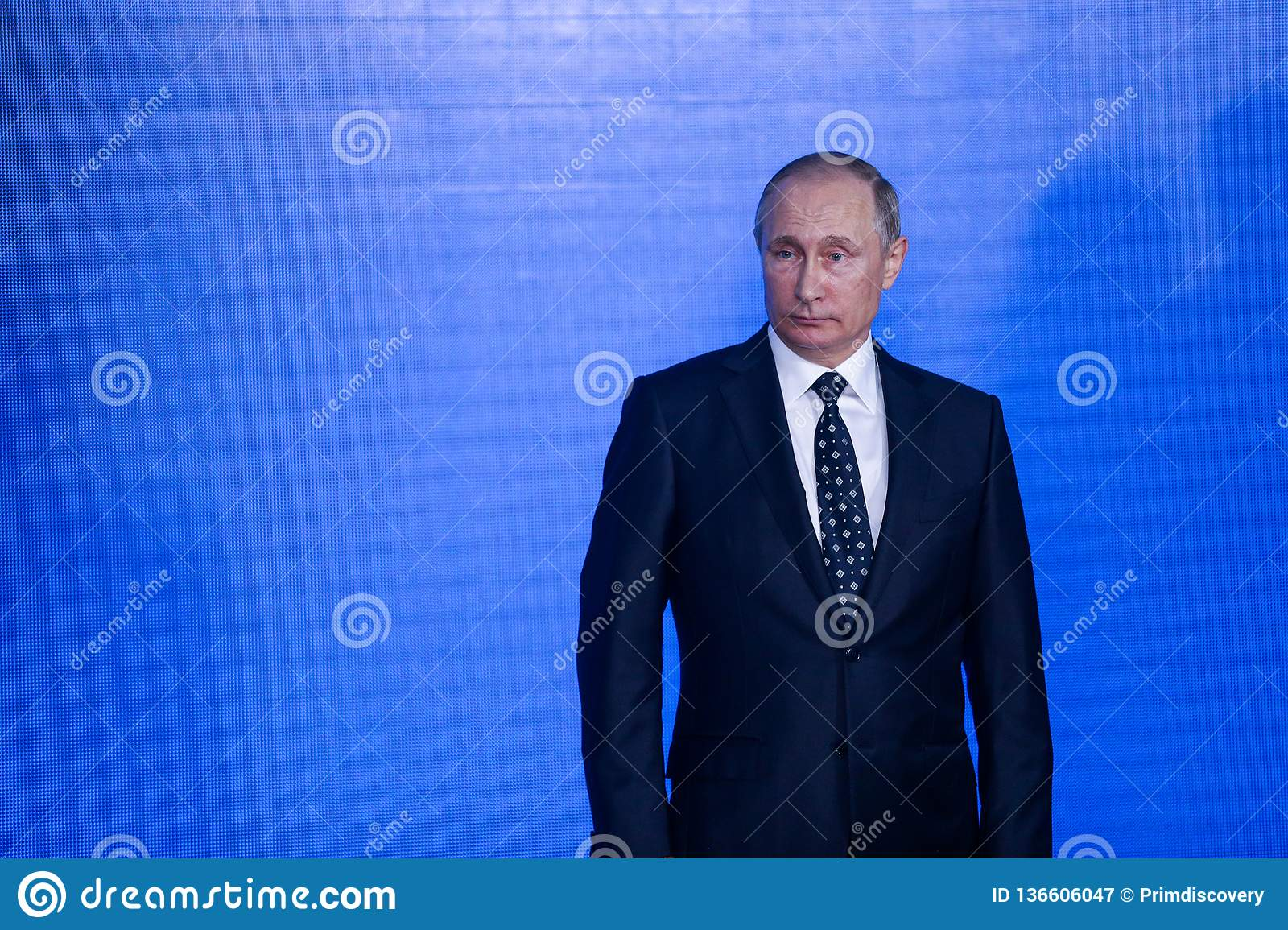 Speech by the President of the Russian Federation Vladimir Putin in the Primorsky Oceanarium