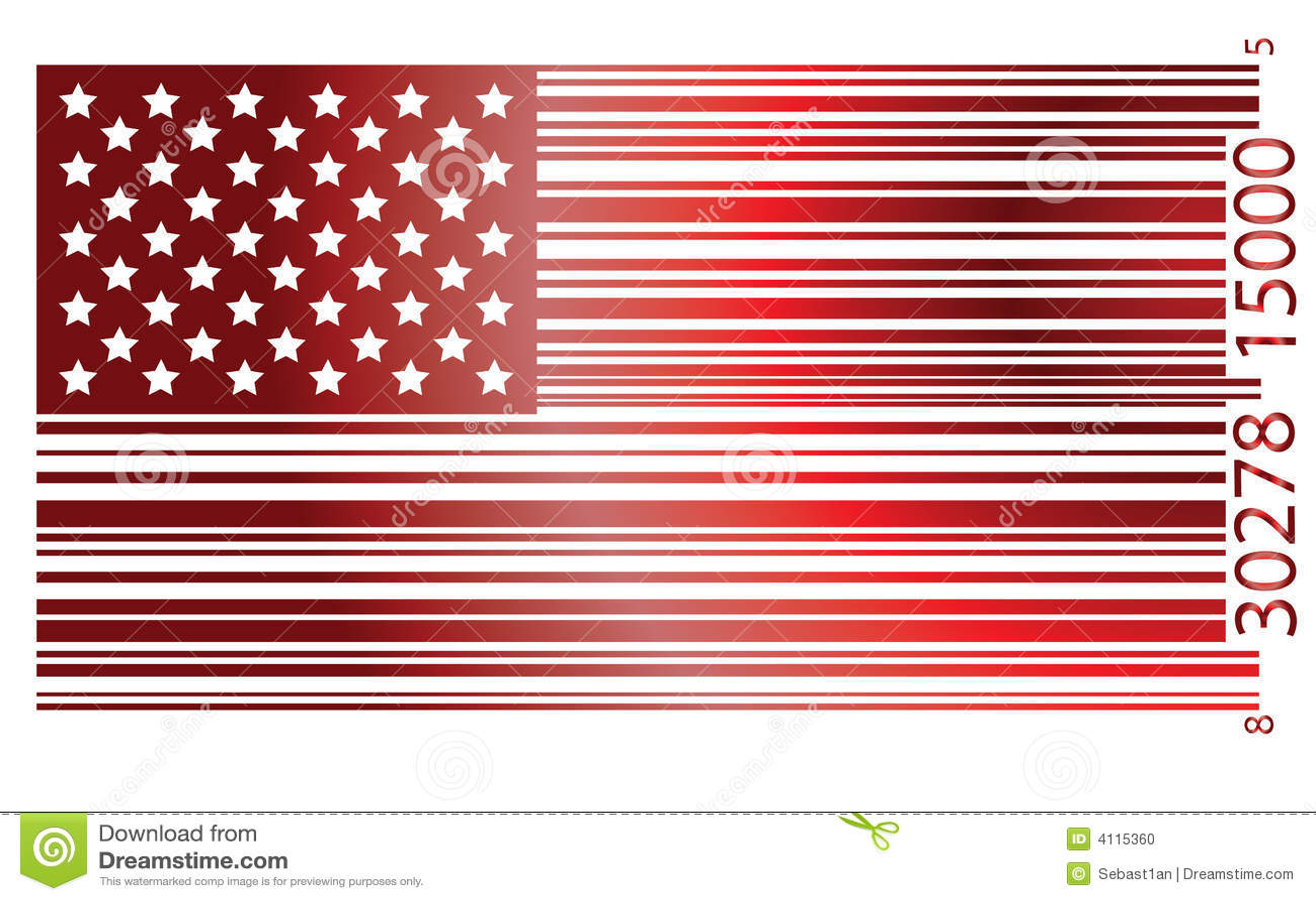 Vlag de V.S.