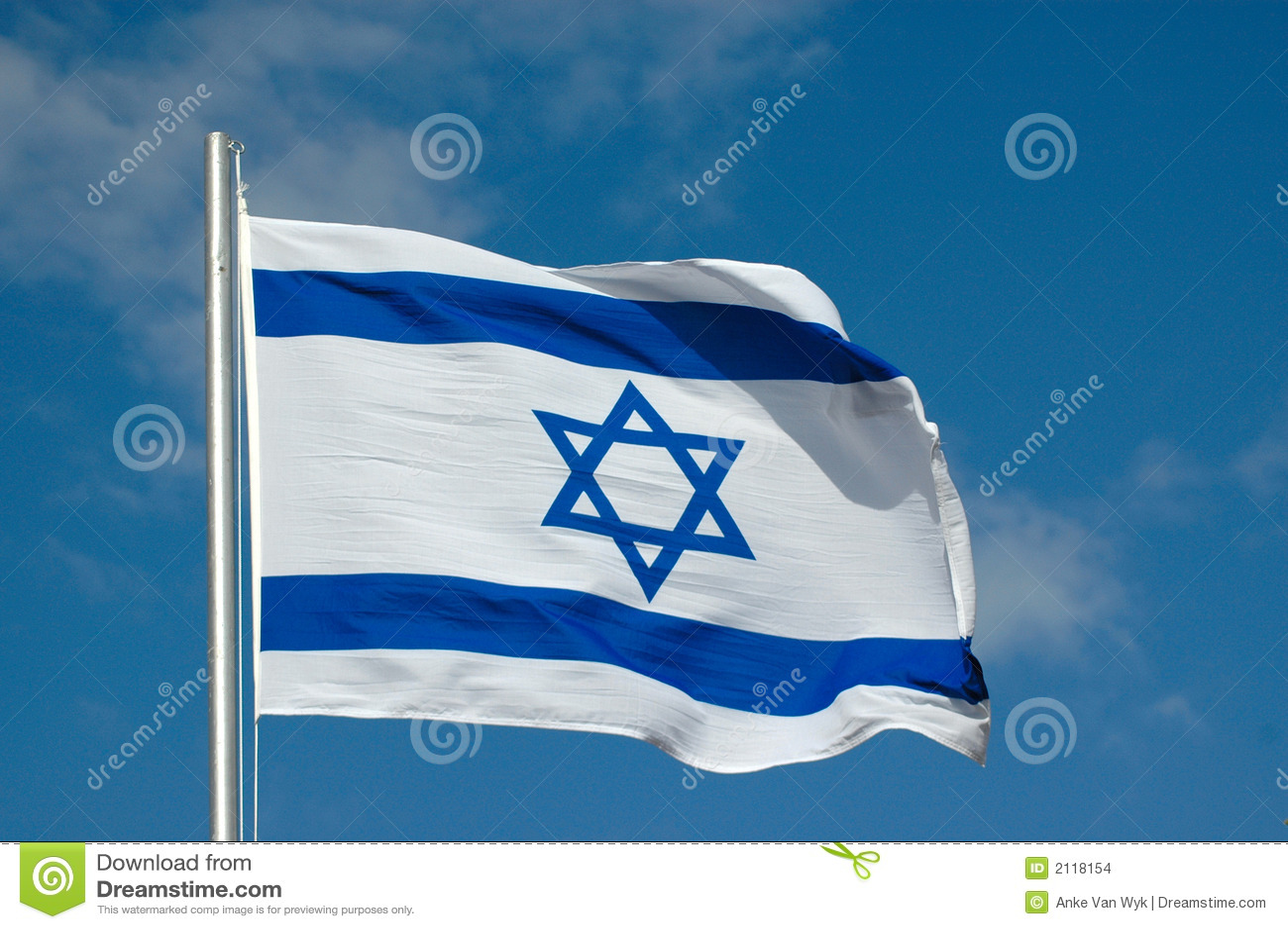 Vlag van Israël