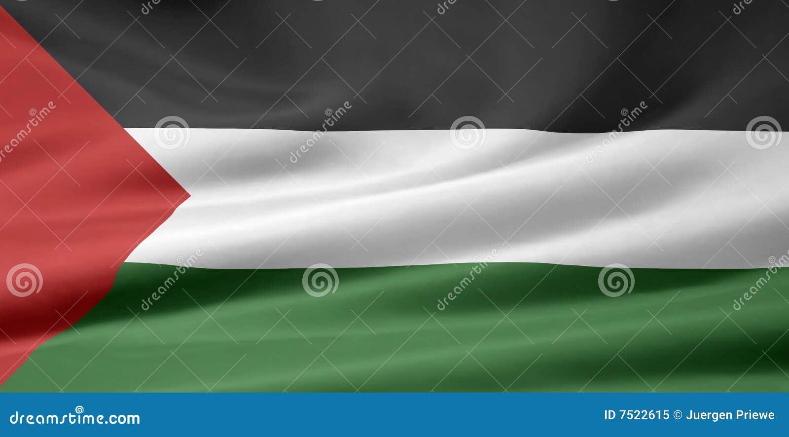 Vlag van Palestina