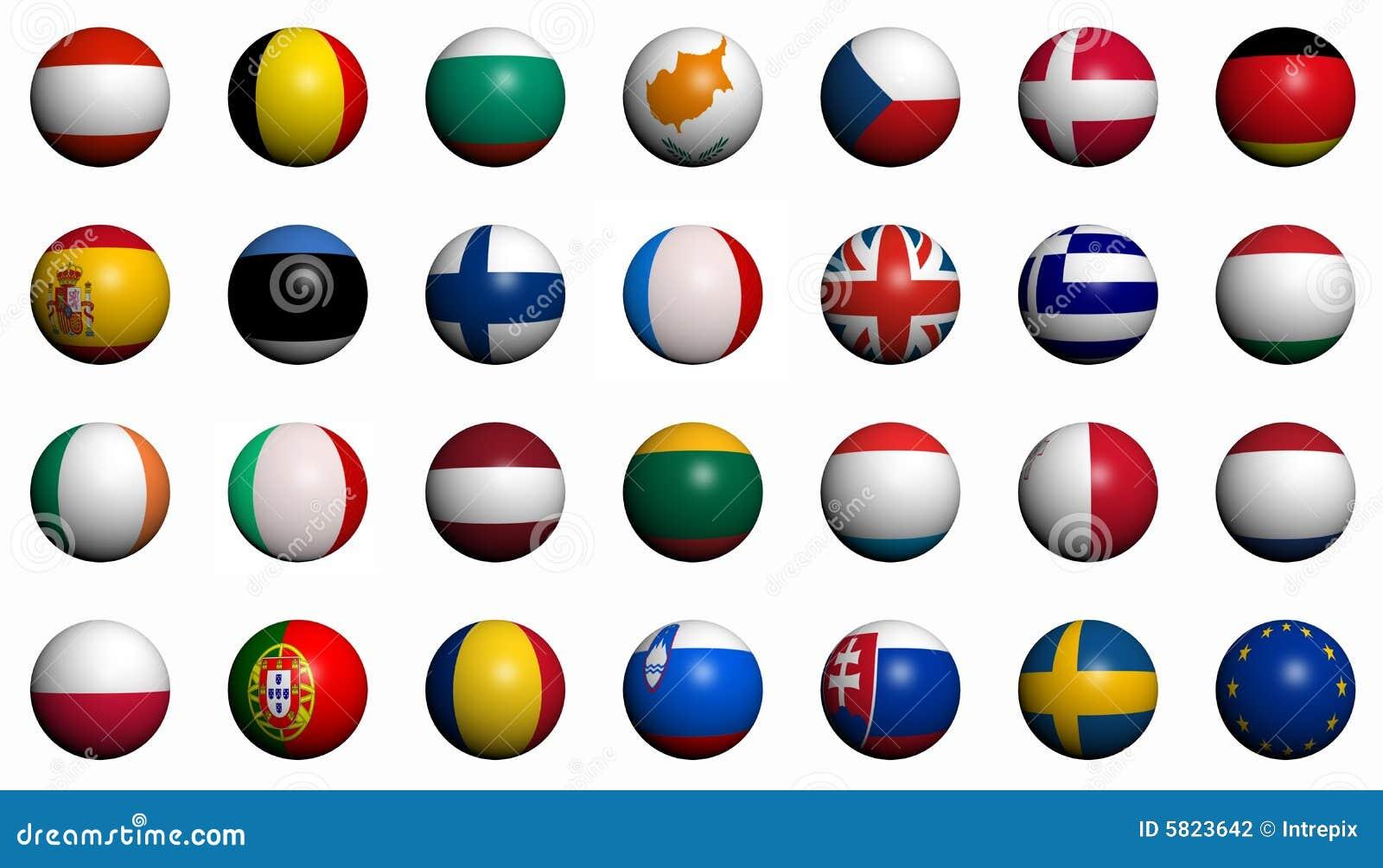 hoeveel landen in europa