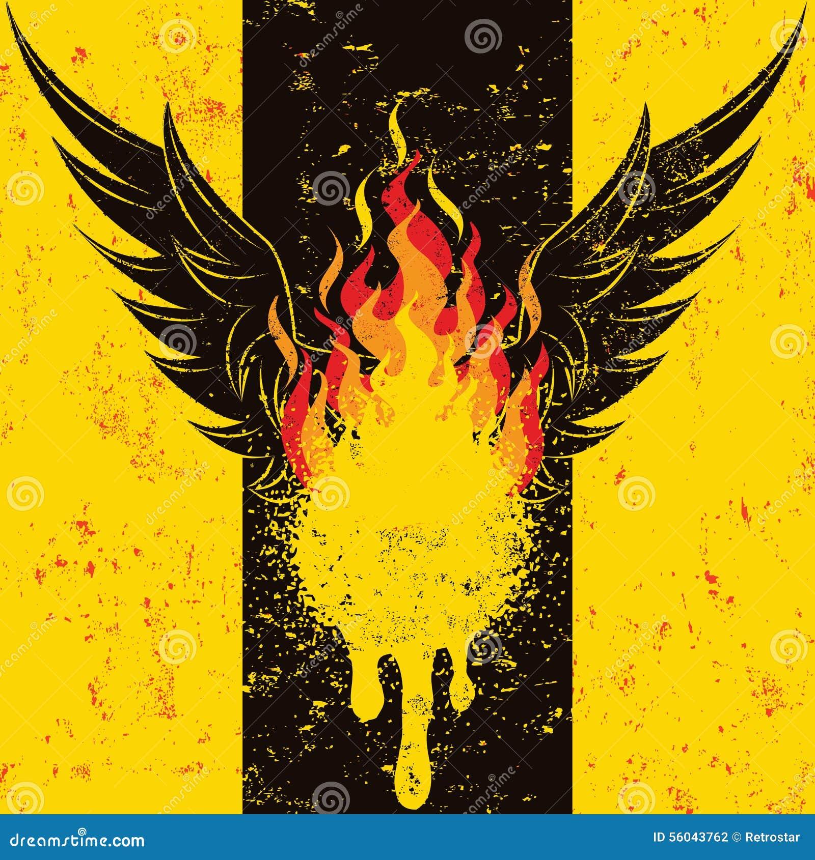 Vlammende vleugels